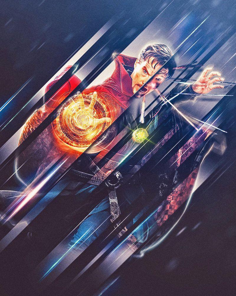 Stephen Strange by masaolab Doctor strange marvel