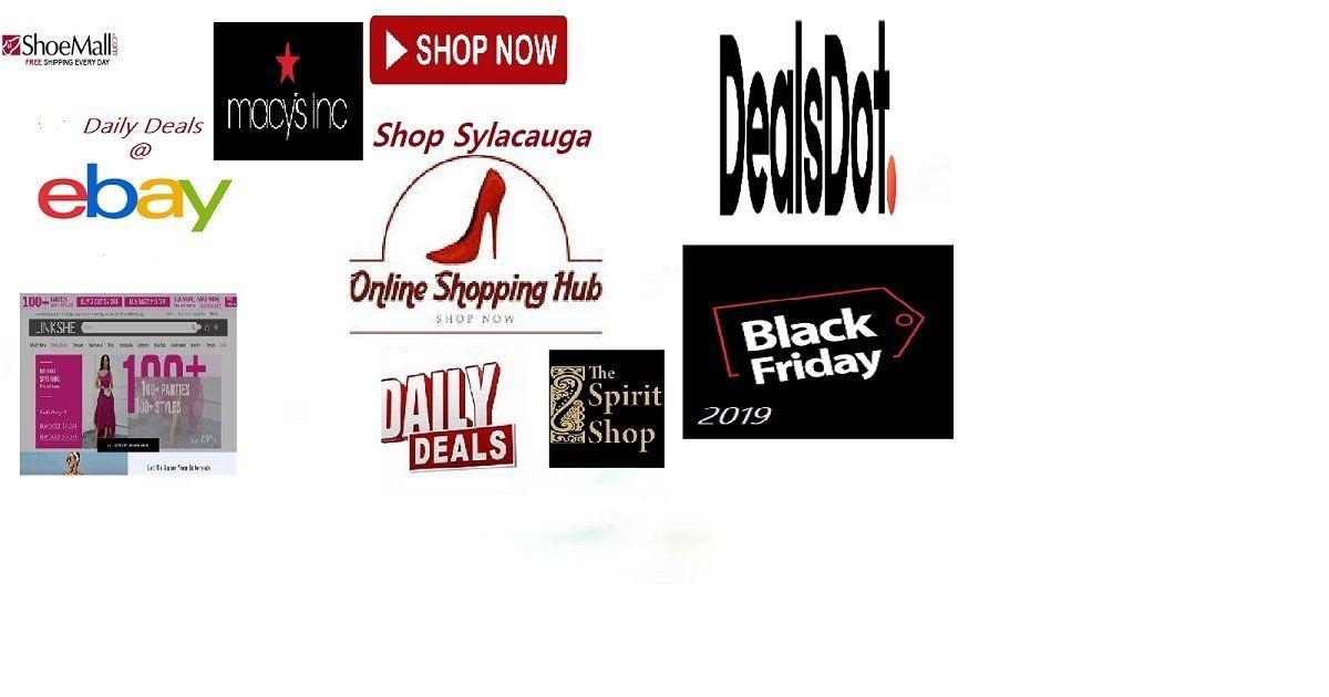 Stevie S Discount Hub Shop Daily Deals At Macy S Amazon Ebay
