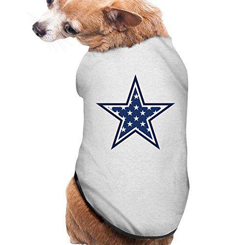 ed86fa085 Ash Dallas Cowboys Pet Dog Sweater Doggie Jacket