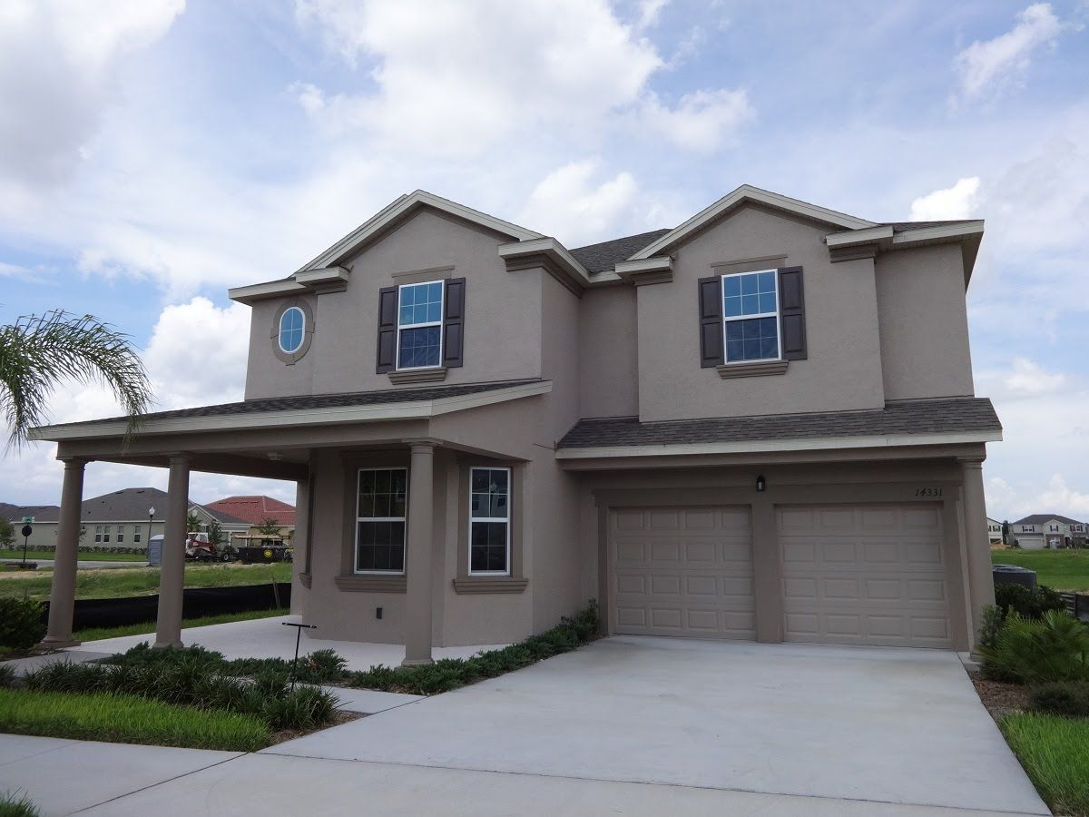Orchard Hills By Ryland Homes   Delaney Model   Winter Garden New Homes