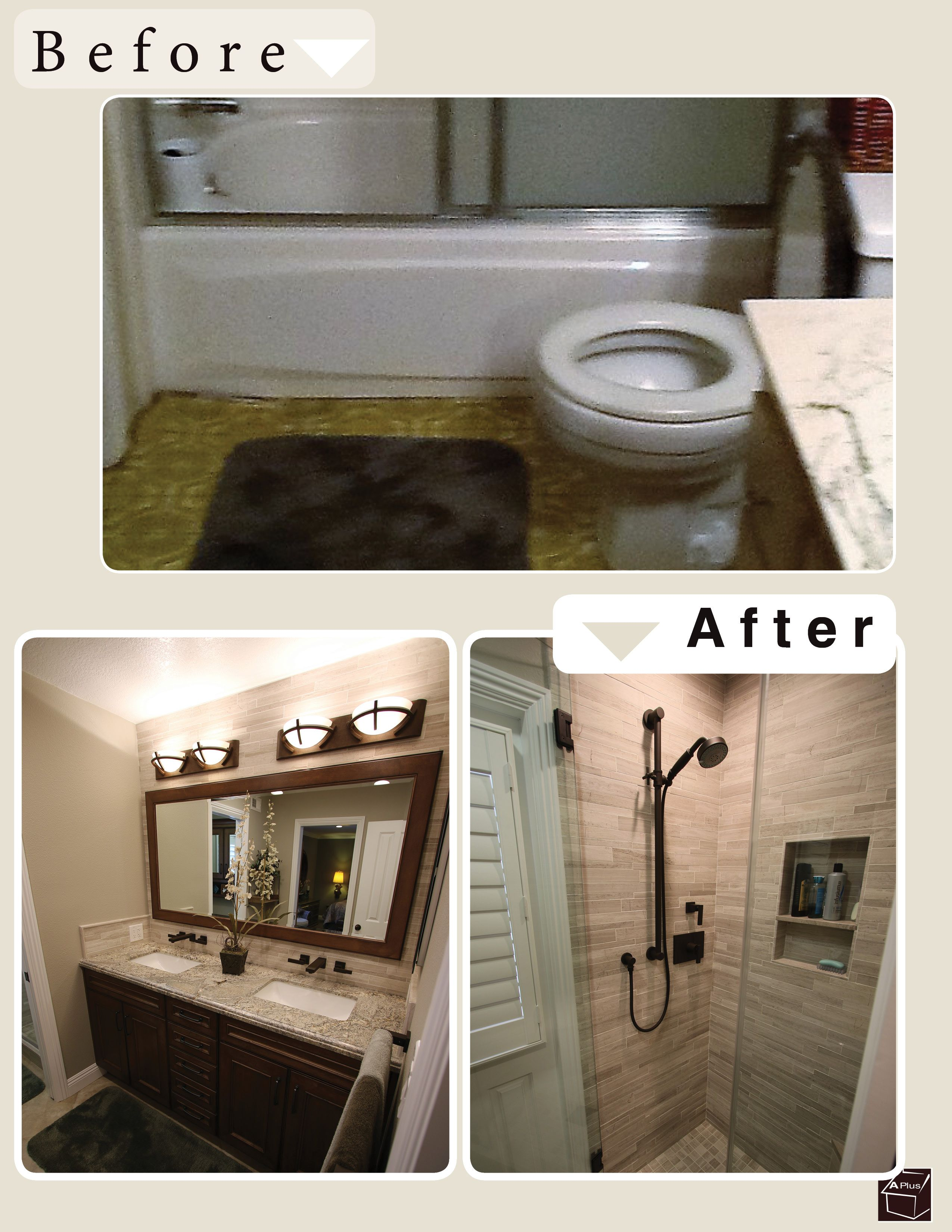 Check out this bathroom remodel of west covina design