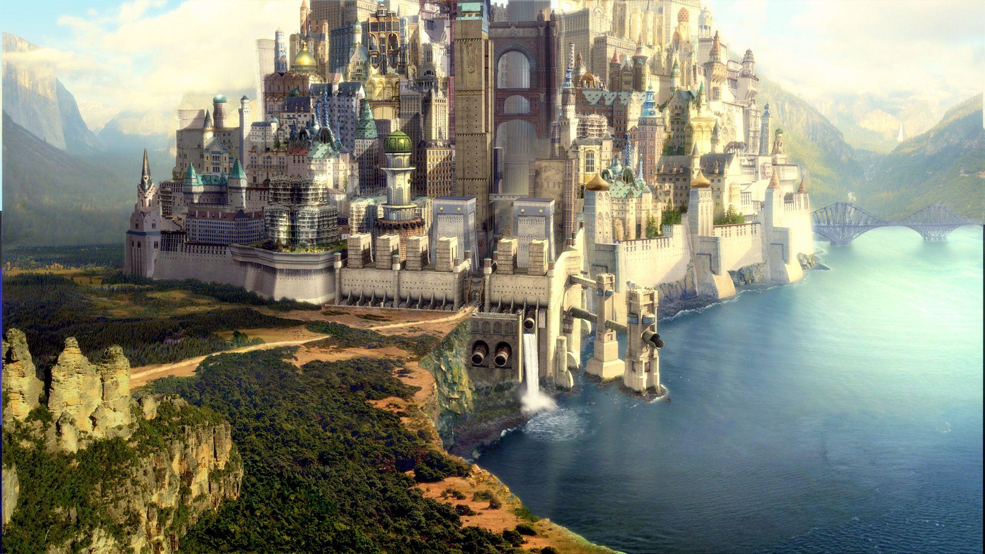 33 best N.O.D images on Pinterest | Fantasy art, Fantasy landscape ...