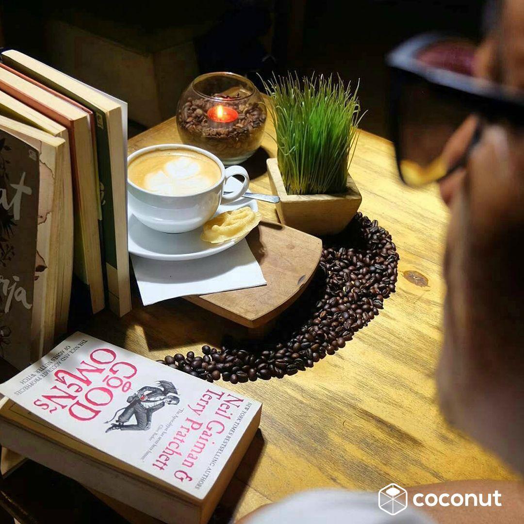9 Ngopi Yuk Ideas Coconut Coffee Arabica Coffee Beans