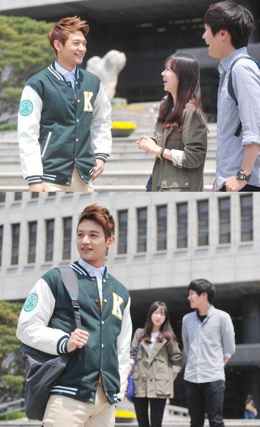 SHINee's Minho shows youthfulness in school uniform ~ Latest K-pop News - K-pop News | Daily K Pop News