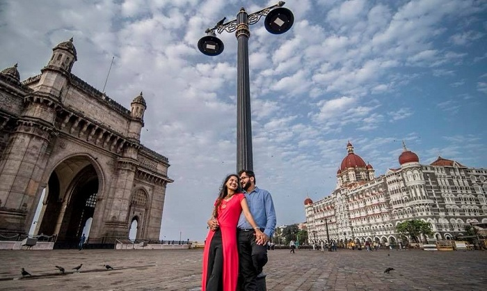 Romantic Prewedding Photoshoot Locations in Mumbai To