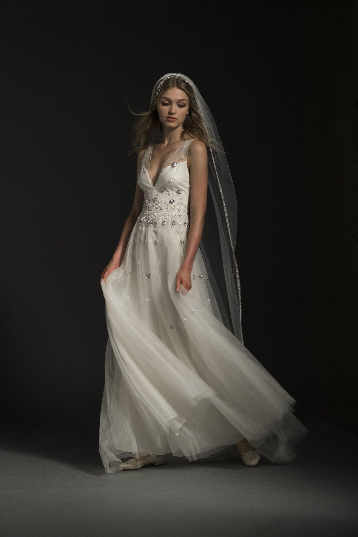 Mathilde Dress | Temperley London Bridal Winter 2017 | Wedding Ideas ...