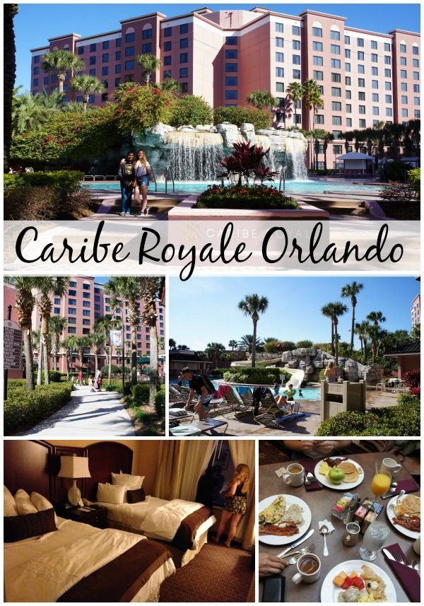 The Caribe Royale Hotel in Orlando, Florida is the perfect destination hotel! #CaribeRoyale AD