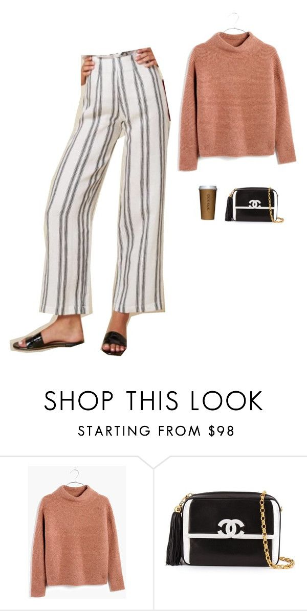 """Untitled #2028"" by tayloremily218 on Polyvore featuring Madewell and Chanel"
