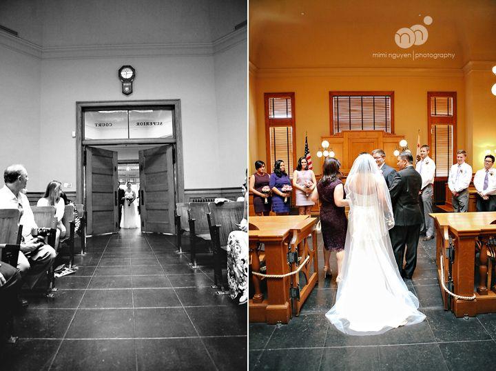 Old Orange County Courthouse Pinot Provence Wedding Miminguyen