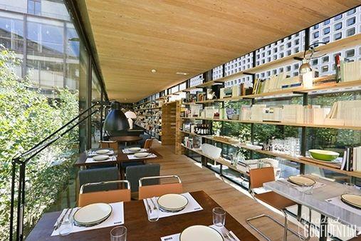 Bosco De Lobos La Nueva Terraza Del Coam Restaurantes De Moda Restaurantes Terraza