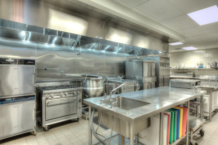 Small Cafe Kitchen Designs | restaurant saloon designer vanrooy design kitchen designer trimark ...