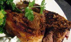 Bitchin: Grilled Greek Style Lamb Chops