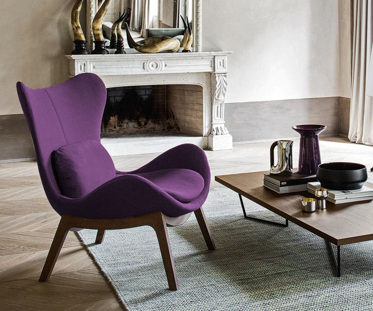 Modern Contemporary Furniture Stores: Calligaris Lazy Armchair From Schreiter's