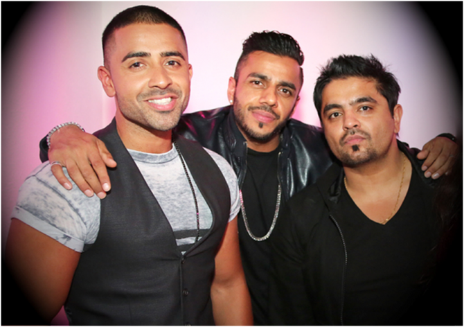 Brit asian band rishi rich