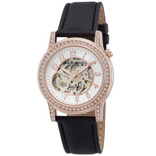 002b7466d1cc Akribos XXIV Women Reloj De Novio