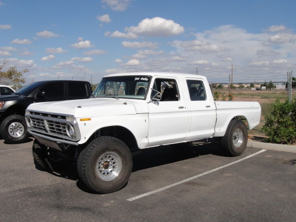 Cool ford crew cab