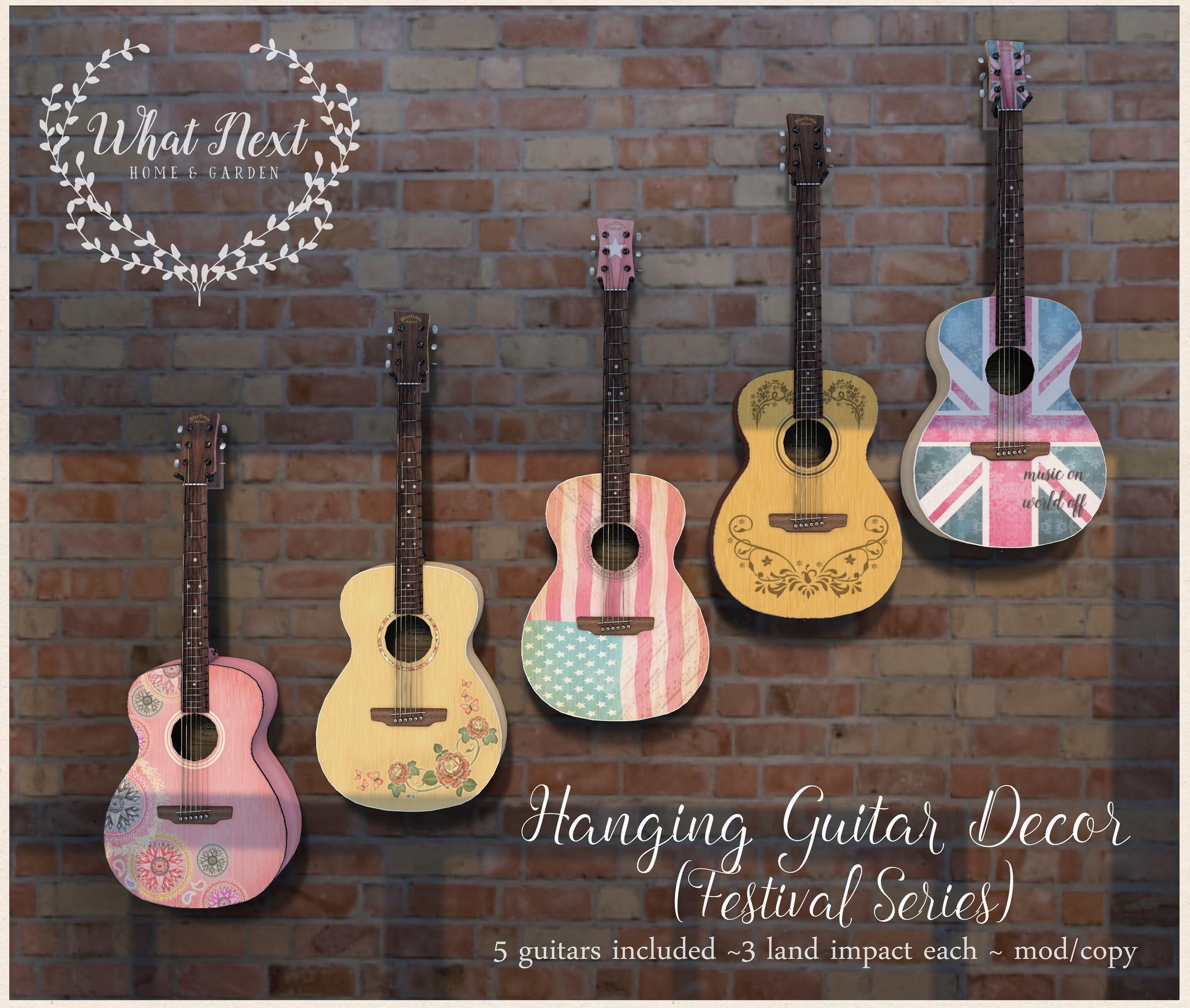 Guitar Decor festival for