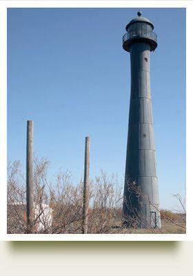 Matagorda Lighthouse, TX