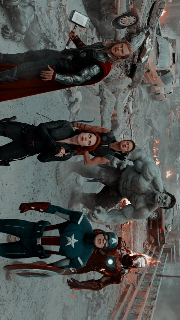 be brave — the avengers like or reblog