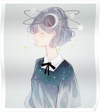Introspect Poster By Tofuvi Products Pinterest Drawings