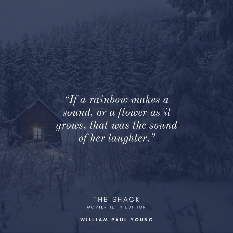 Pin by FaithWords Books on The Shack Movie | Pinterest