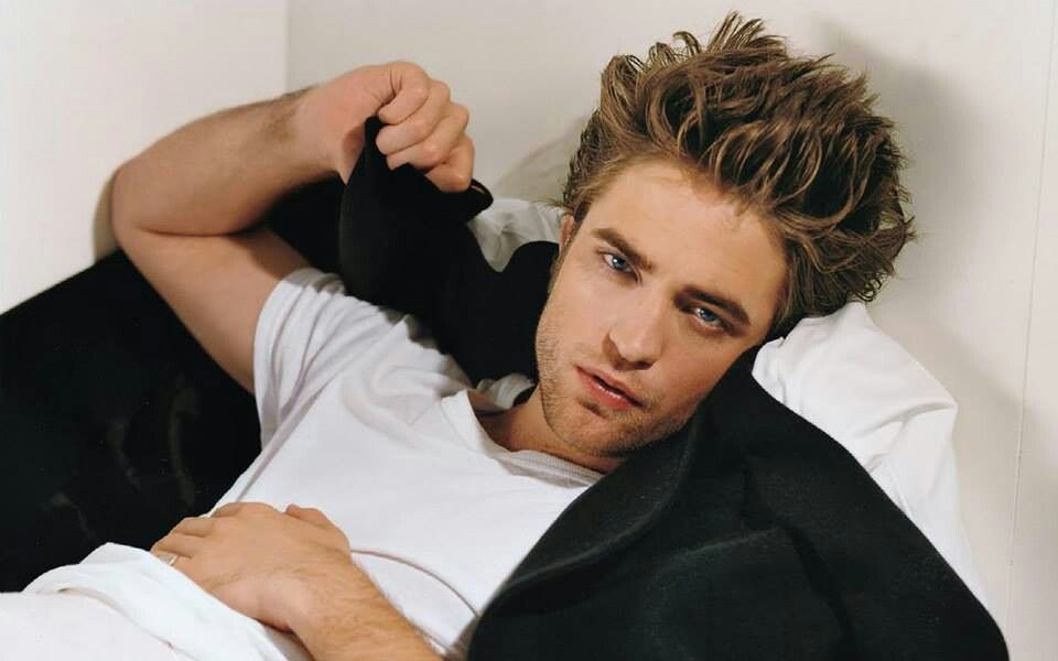 Robort Pattinson
