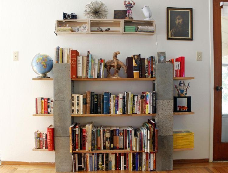 parpaing creux comment en faire des meubles fonctionnels parpaing meubles et faire. Black Bedroom Furniture Sets. Home Design Ideas
