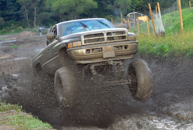 Mud up or shut up!!
