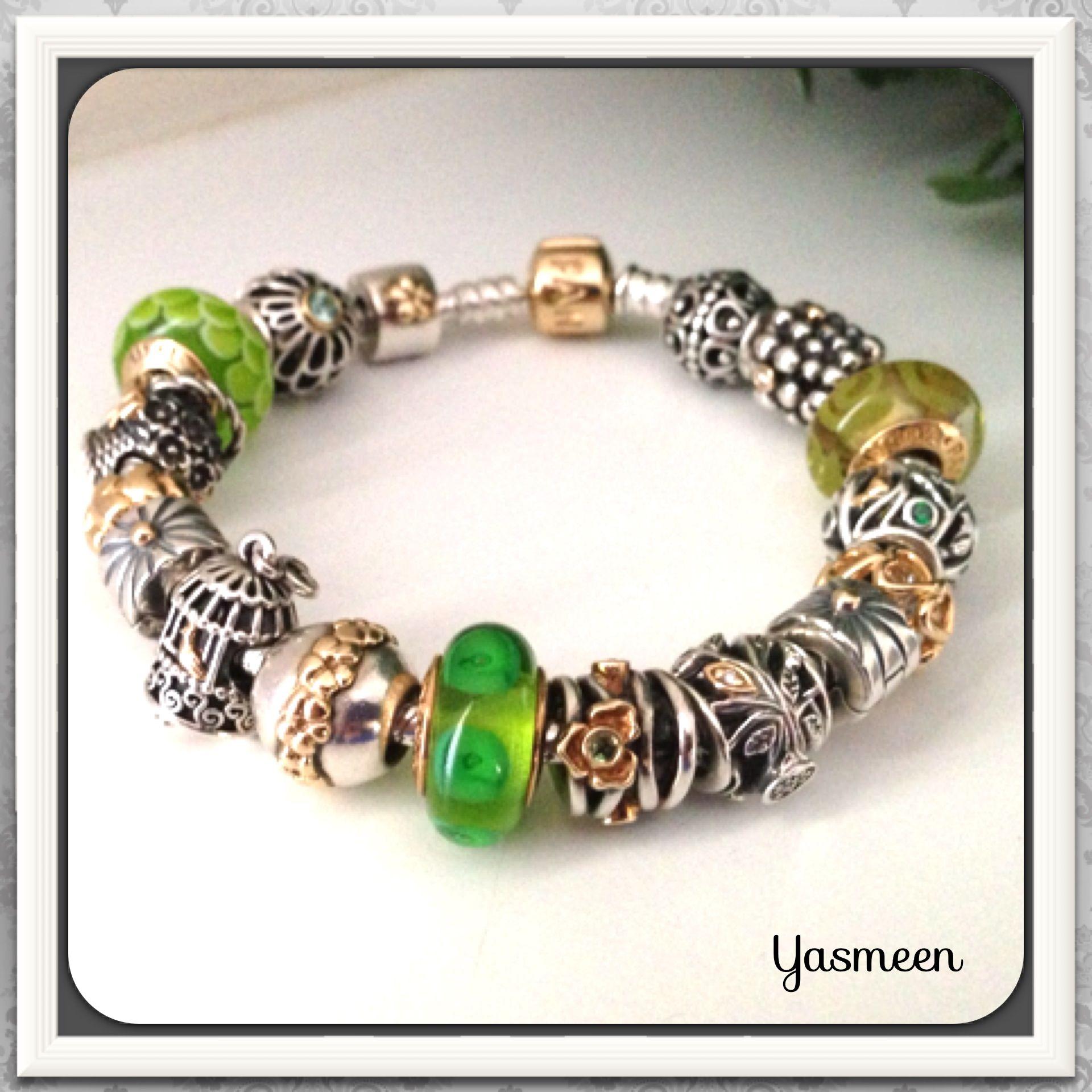 Green pandora pandora pinterest pandora and green