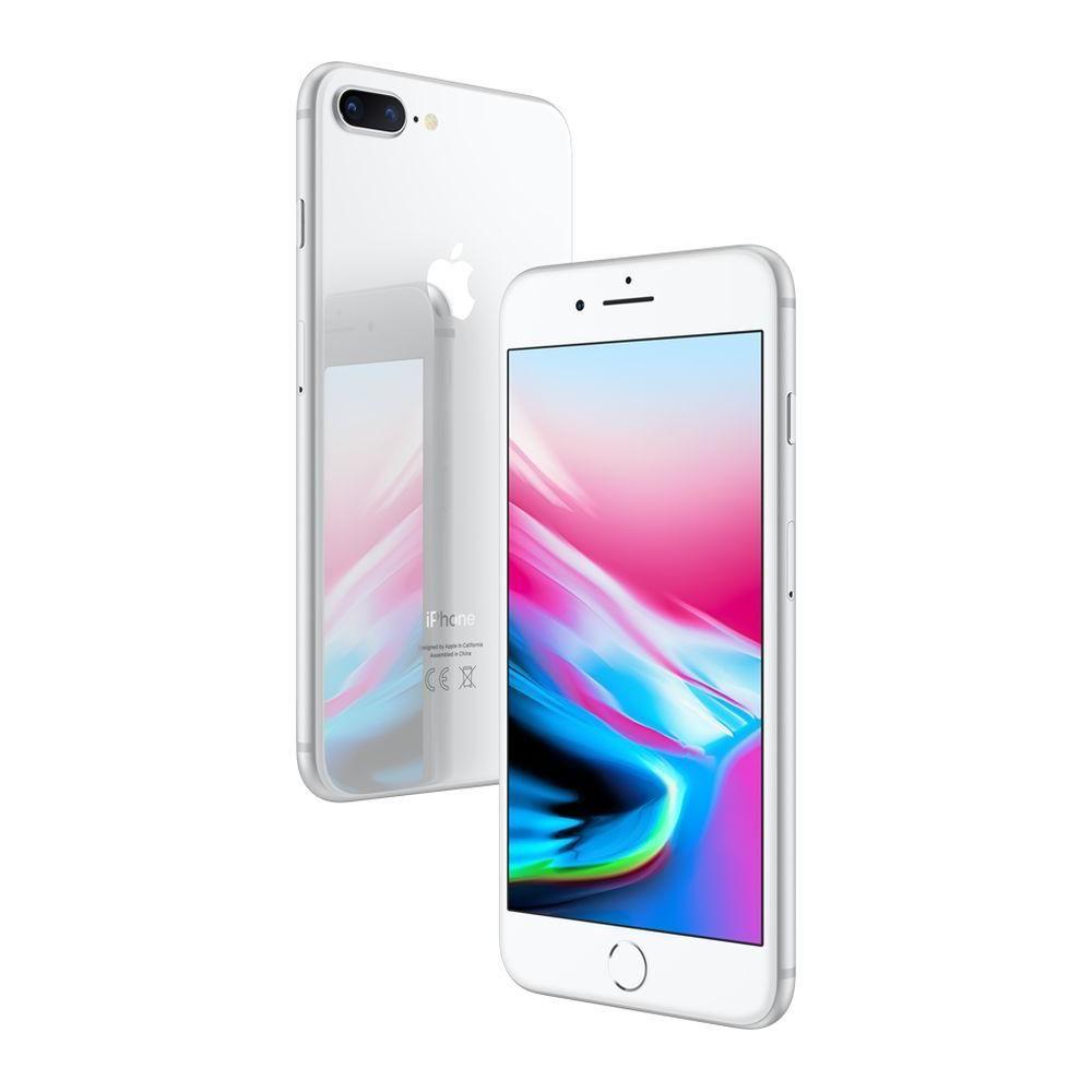 Iphone 8 Plus 64gb Silver Us Cellular Iphone Apple Iphone Iphone 8 Plus