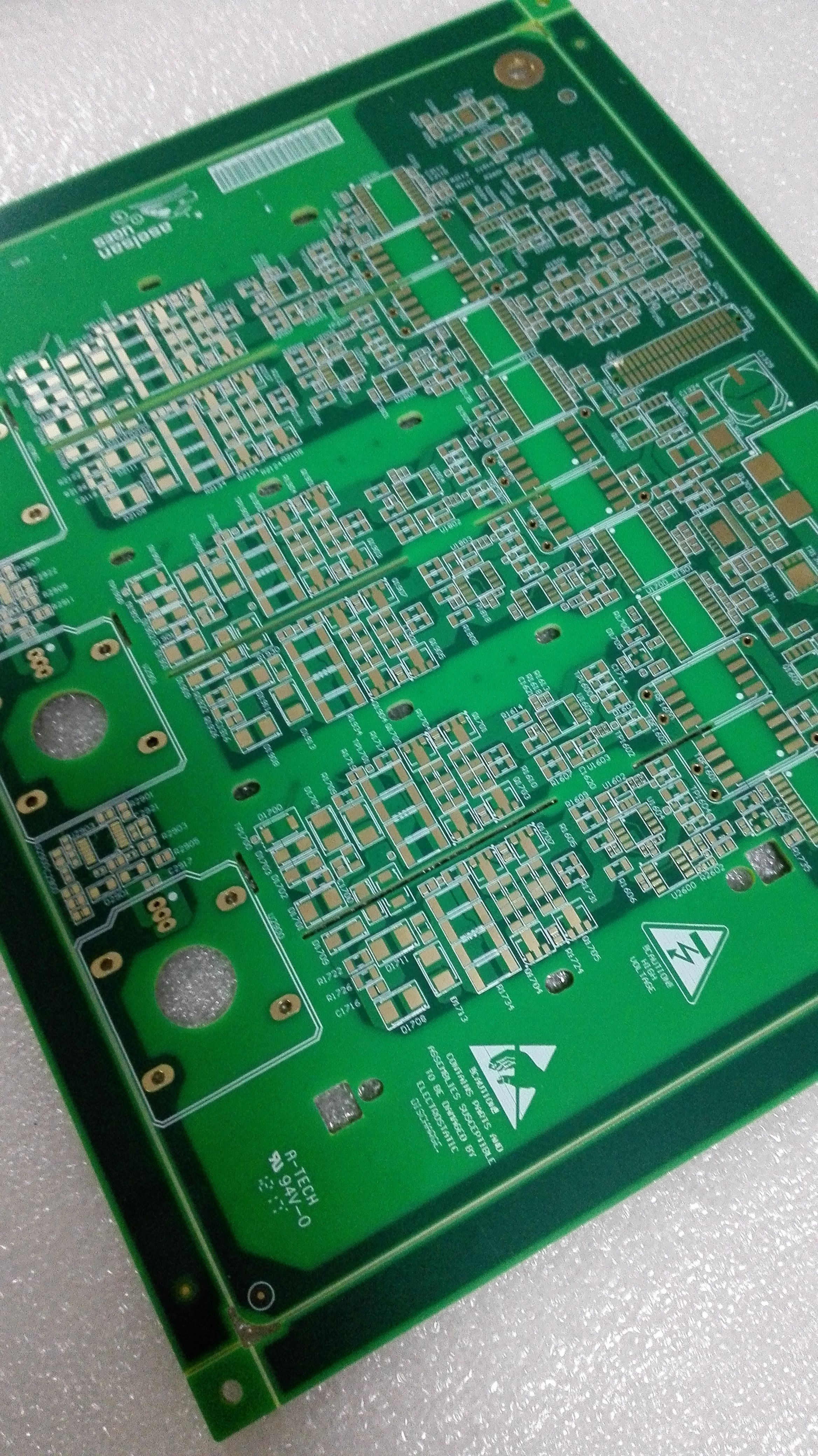 Double Layer Pcb In 2020 Printed Circuit Boards Circuit Board Double Layer