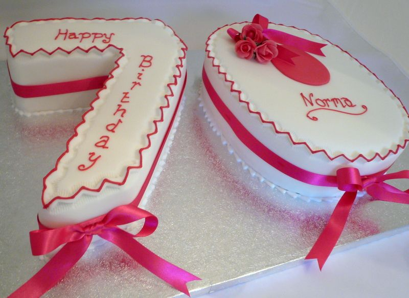 70th birthday cake could change it to 90 cakes for 70th birthday cake decoration ideas