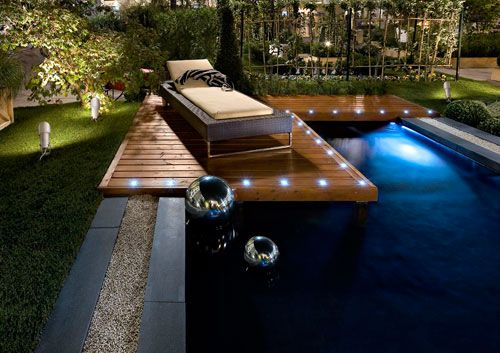 Pin By John Croad On For The Home Deck Lighting Deck Lights