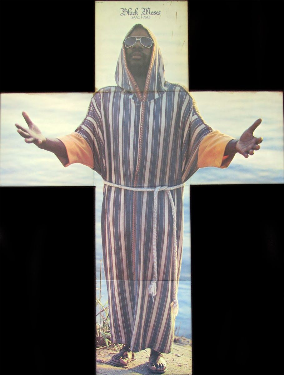 e7382a023ee Isaac Hayes - Black Moses (Not to be confused with Zeke The Freak)