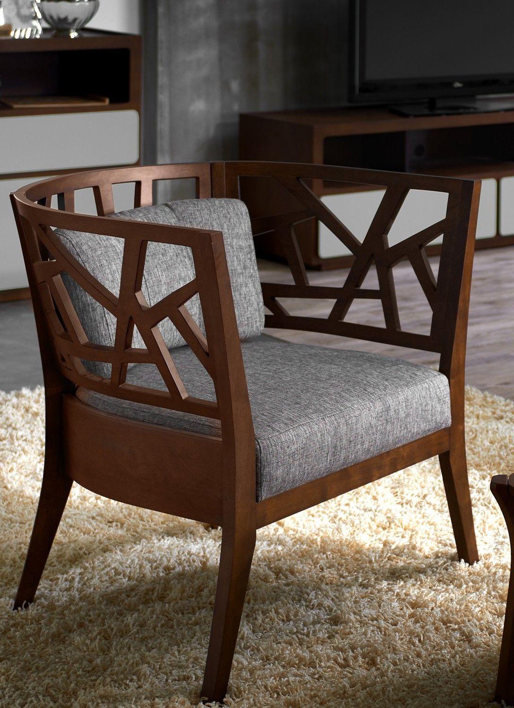 Jenifer Barrel Back Lounge Chair Furniture design