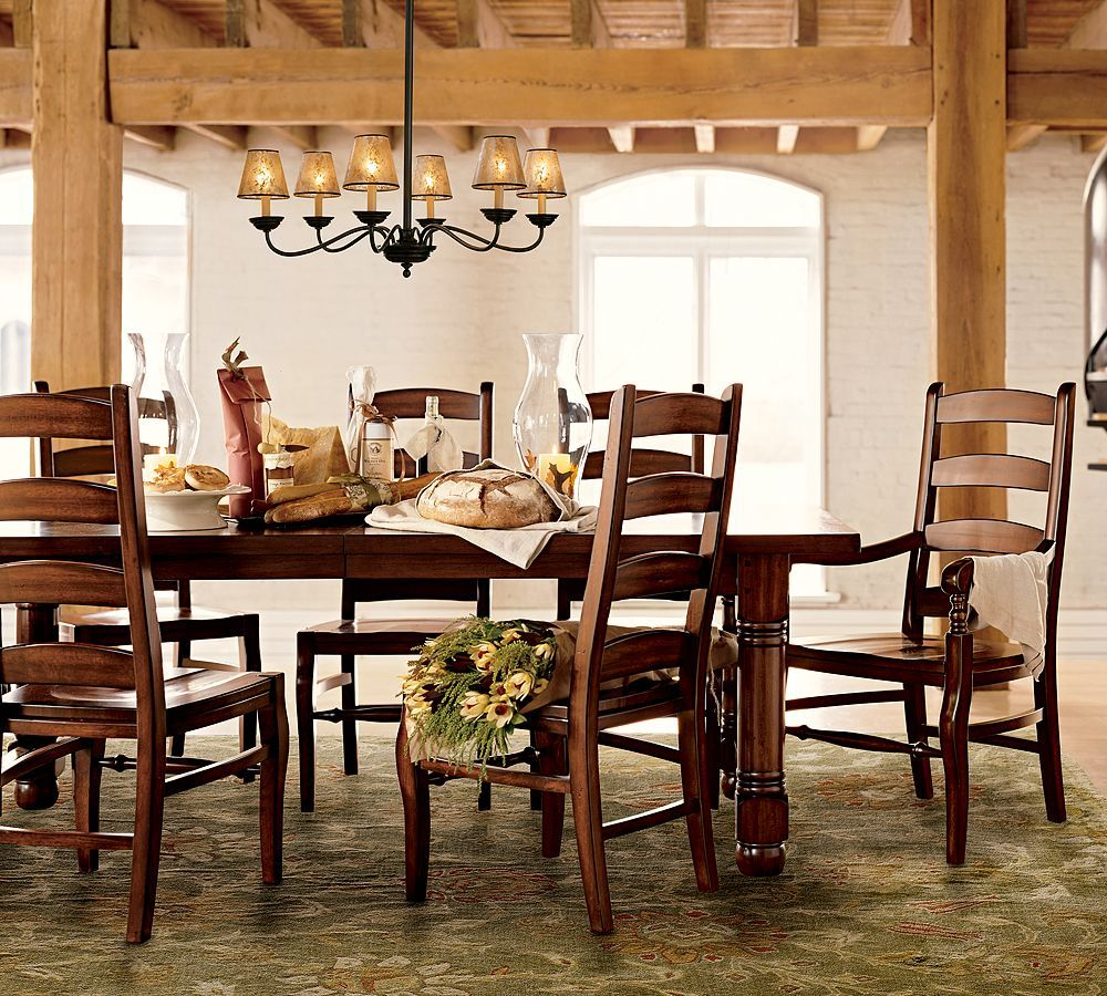 15 Outstanding Rustic Dining Design ideas 15