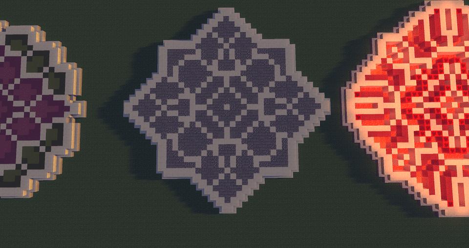 Minecraft Floor Pattern Ideas