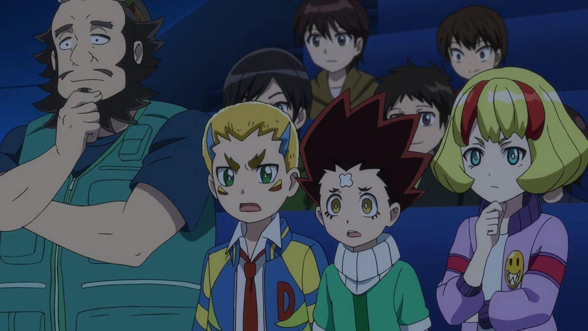 Pin by anime4ever on Beyblade Burst/Bakugan Battle