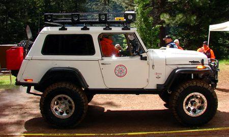 El Dorado Search & Rescue – Jeep Jeepster Commando