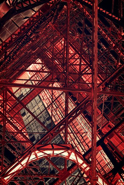 Tokyo tower arts photo urban pinterest - Architektur tokyo ...