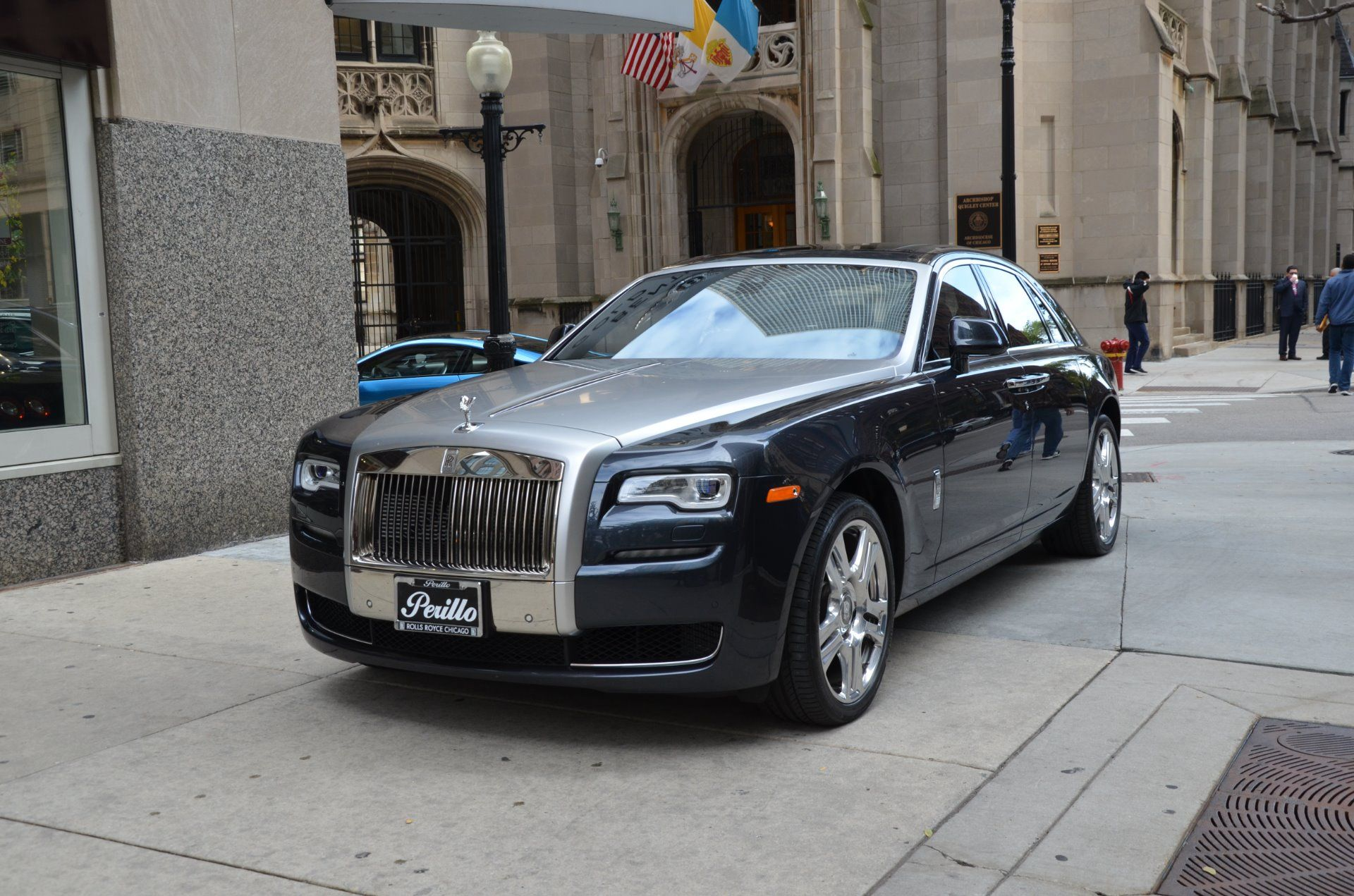 2015 rolls royce ghost stock r450a for sale near chicago il il