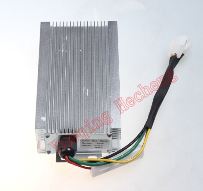 47.90$  Watch now - http://aliqkt.shopchina.info/go.php?t=1000001989786 - Golf Cart DC Converter 48V to 12V Step Down Reducer 0A~30A 47.90$ #magazineonline