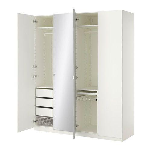 ikea pax lemari pakaian jaminan 10 tahun baca. Black Bedroom Furniture Sets. Home Design Ideas
