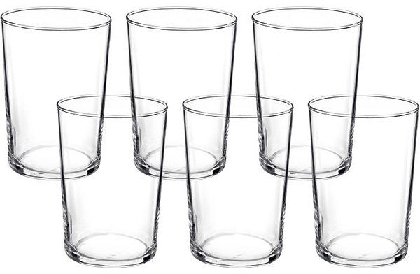 6-Pack Bormioli Rocco Bodega Maxi Tumbler: Get it for $14.99 (was $17.94) #coupons #discounts
