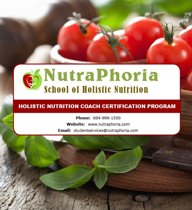 Holistic Nutrition Coach Certification That Will Change Your Life