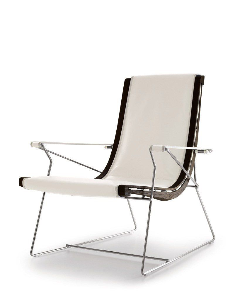 b b italia jj leather lounge chair samples for sale pinterest