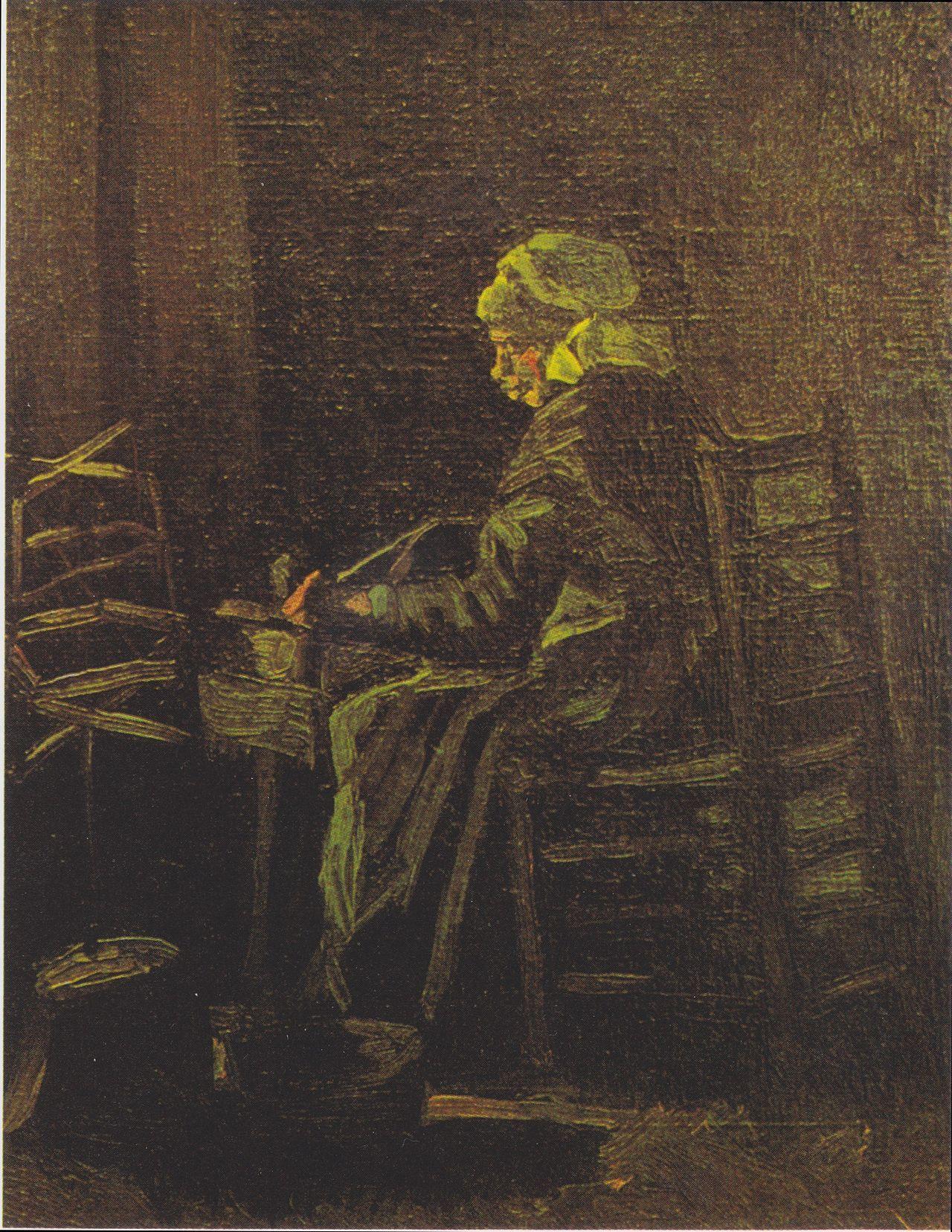 Van Gogh works by date - Wikimedia Commons | Vincent van Gogh ...