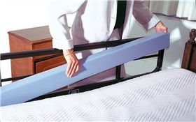 Alimed Bed Stuffer Safety Bolsters Bed Rails Bolsters Mattress