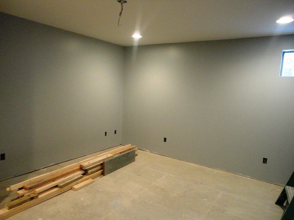 painting poured concrete basement walls to look like brick on paint for basement walls id=57605