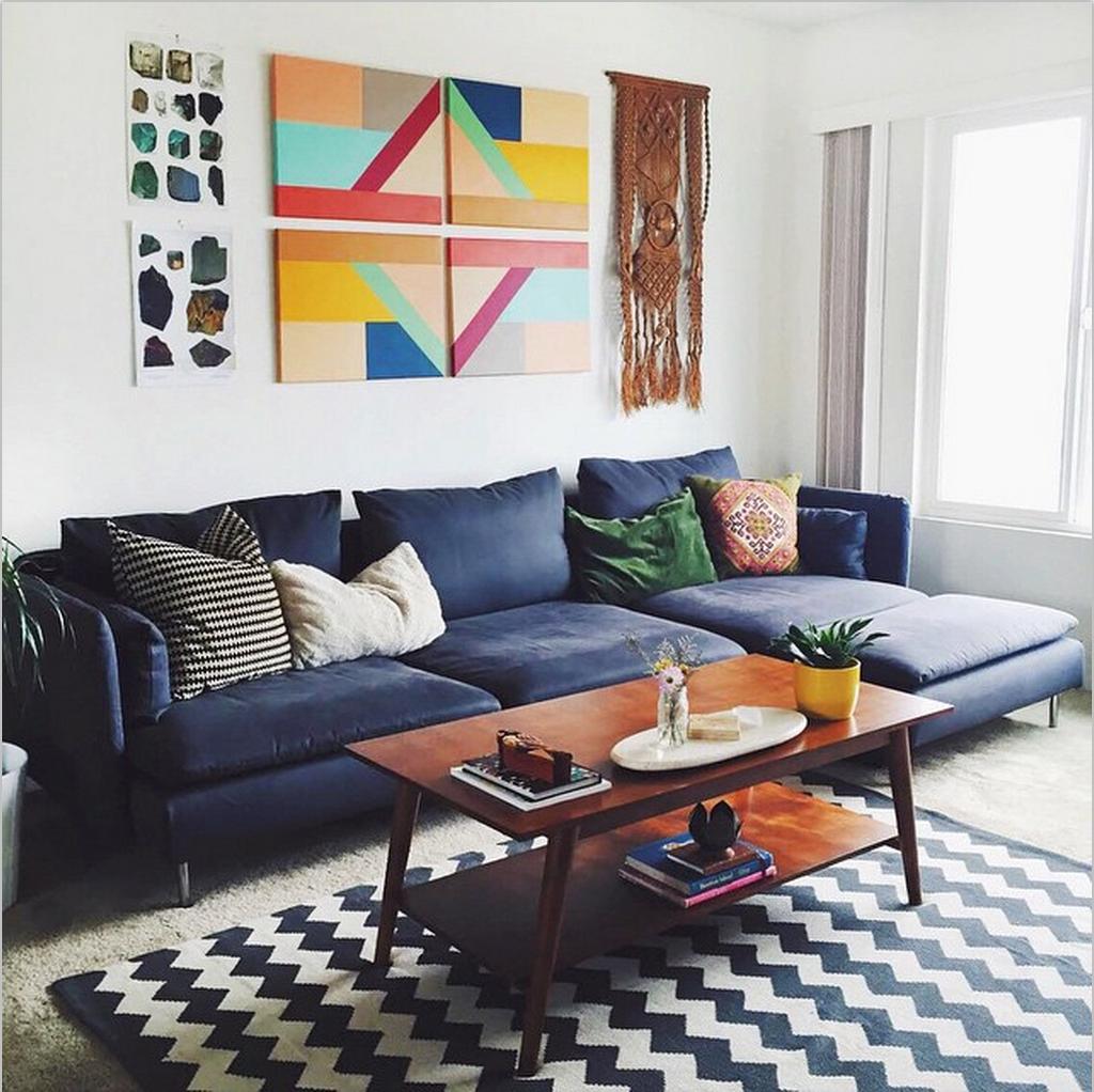 ariellevey  soderhamn couch  living  pinterest  living